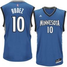Minnesota Timberwolves - Damjan Rudez Replica NBA Dres