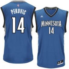 Minnesota Timberwolves - Nikola Pekovic Replica NBA Dres