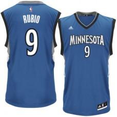 Minnesota Timberwolves - Ricky Rubio Replica NBA Dres