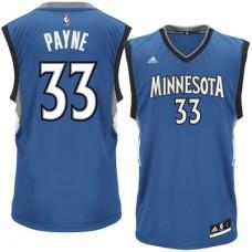 Minnesota Timberwolves - Adreian Payne Replica NBA Dres