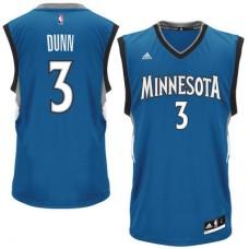 Minnesota Timberwolves - Kris Dunn Replica NBA Dres