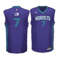 Charlotte Hornets - Jeremy Lin Replica NBA Dres