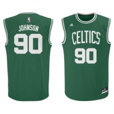 Boston Celtics - Amir Johnson Replica NBA Dres