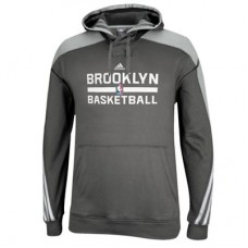 Brooklyn Nets - Practice Pullover  NBA Mikina s kapucňou