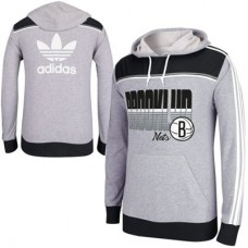 Brooklyn Nets - Originals Lightweight  NBA Mikina s kapucňou