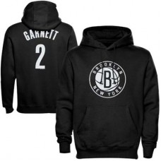 Brooklyn Nets - Kevin Garnett NBA Mikina s kapucňou
