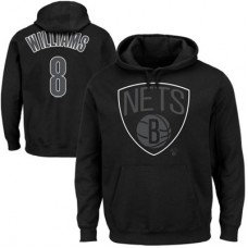 Brooklyn Nets - Deron Williams NBA Mikina s kapucňou
