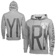 Brooklyn Nets -Grater Pullover Hoodie  NBA Mikina s kapucňou