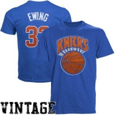 New York Knicks - Patrick Ewing NBA Tričko