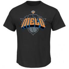 New York Knicks - Majestic Carmelo Anthony NBA Tričko