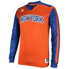 New York Knicks - On-Court Shooter NBA Tričko s dlhým rukávom