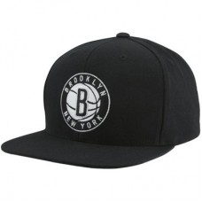 Brooklyn Nets - Standard Logo NBA Čiapka