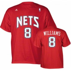 New Jersey Nets - Deron Williams Fan NBA Tričko