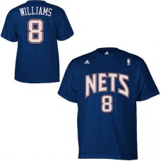 New Jersey Nets - Deron Williams NBA Tričko