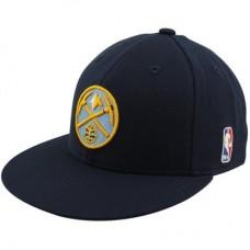 Denver Nuggets - Flat Bill FF NBA čiapka
