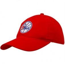 Philadelphia 76ers - Basic Logo Slouch Adjustable Čiapka