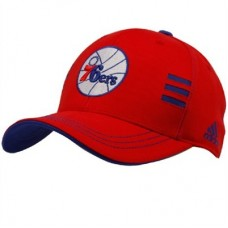 Philadelphia 76ers - Official Team Adjustable FF NBA Čiapka