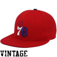 Philadelphia 76ers - Vintage Logo FF NBA Čiapka