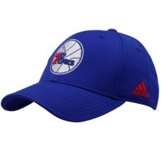 Philadelphia 76ers - Logo Wool Adjustable FF NBA Čiapka