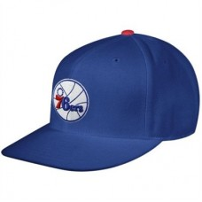Philadelphia 76ers - Team Logo FF NBA Čiapka