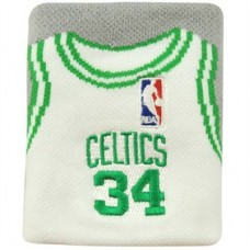 Boston Celtics - Paul Pierce FF NBA Wristband