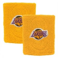 Los Angeles Lakers - Team Logo FF NBA Wristband