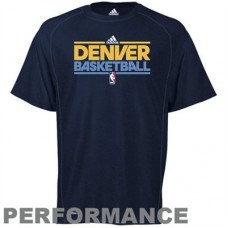 Denver Nuggets - Heathered ClimaLITE FF NBA tričko