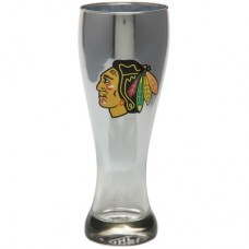 Chicago Blackhawks - Mirrored Bottoms Up NHL Pohár