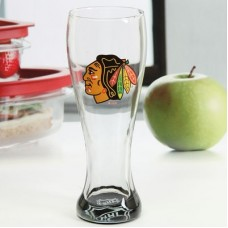 Chicago Blackhawks - Pilsner Clear Bottom NHL Pohár