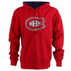 Montreal Canadiens - Conway Full Zip NHL Mikina s kapucňou