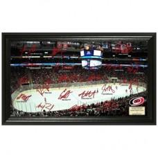 Carolina Hurricanes - Signature Rink Panoramatic NHL Fotka