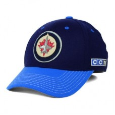 Winnipeg Jets - CCM Flex LD NHL Čiapka