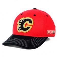 Calgary Flames - CCM Flex LD NHL Čiapka