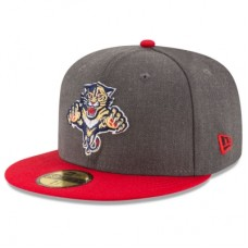 Florida Panthers - Team Heather Patch 59FIFTY NHL Čiapka