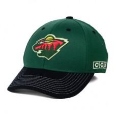 Minnesota Wild - CCM Flex LD NHL Čiapka