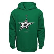Dallas Stars Detská - Primary Logo Fleece NHL Mikina s kapucňou