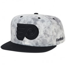 Philadelphia Flyers - Acid Wash Snapback NHL Čiapka