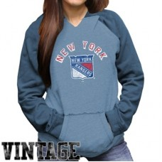 New York Rangers Dámska - Original Retro NHL Mikina s kapucňou