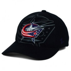 Columbus Blue Jackets - Black Covert LD NHL Čiapka