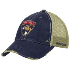 Florida Panthers - Basic Logo Trucker NHL Čiapka