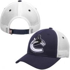Vancouver Canucks - Basic Trucker Snapback NHL Čiapka
