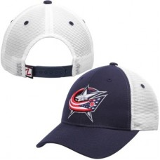 Columbus Blue Jackets - Basic Trucker Snapback NHL Čiapka