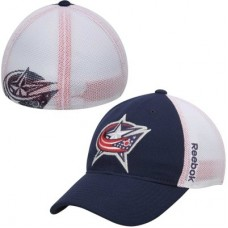 Columbus Blue Jackets - Face Off Slouch Flex NHL Čiapka