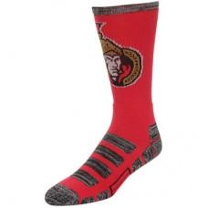 Ottawa Senators - For Bare Feet Patches NHL Ponožky