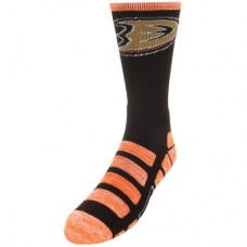 Anaheim Ducks - For Bare Feet Patches NHL Ponožky