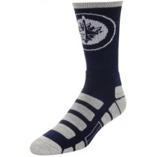 Winnipeg Jets - For Bare Feet Patches NHL Ponožky