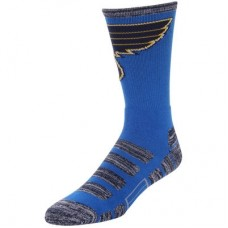 St. Louis Blues - For Bare Feet Patches NHL Ponožky