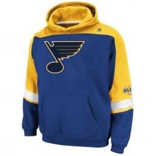 St. Louis Blues Detská - Lil Ice Pullover NHL Mikina s kapucňou