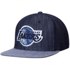 Los Angeles Lakers - Linen Snapback NBA Čiapka