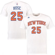New York Knicks - Derrick Rose Net Number NBA Tričko